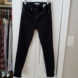Good American Black jean Good Legs